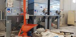 Polyethylene storage and bagging system - Lot 5 (Auction 3425)