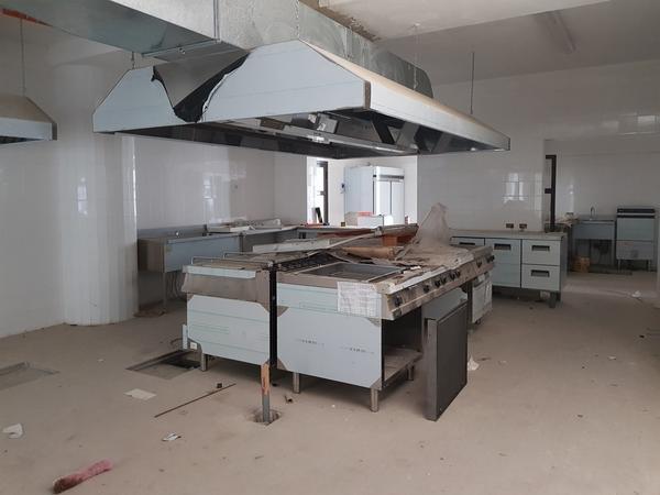 Immagine n. 1 - 1#3428 Cucina centrale per ristorazione Zanussi
