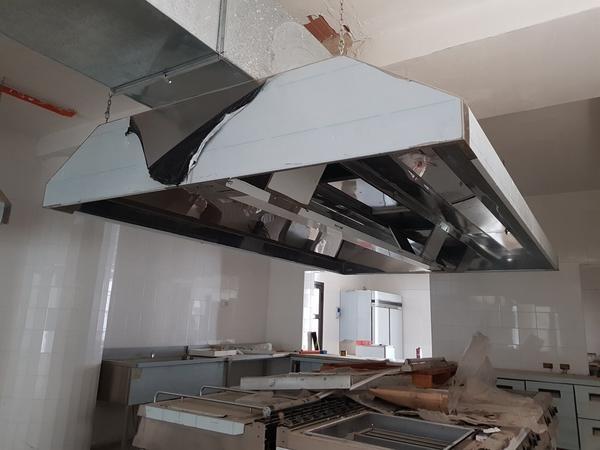 Immagine n. 4 - 1#3428 Cucina centrale per ristorazione Zanussi