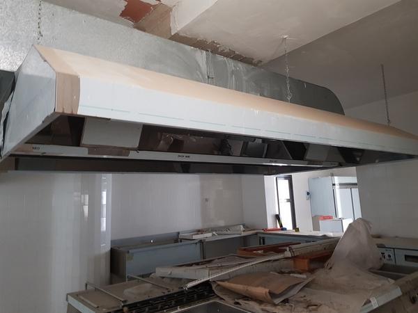Immagine n. 20 - 1#3428 Cucina centrale per ristorazione Zanussi