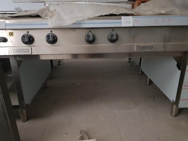 Immagine n. 27 - 1#3428 Cucina centrale per ristorazione Zanussi