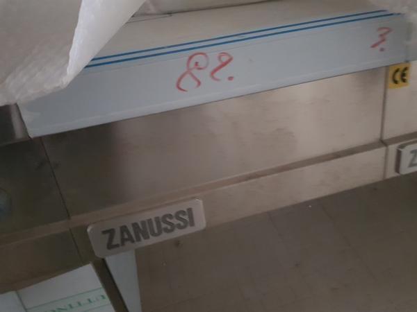 Immagine n. 47 - 1#3428 Cucina centrale per ristorazione Zanussi