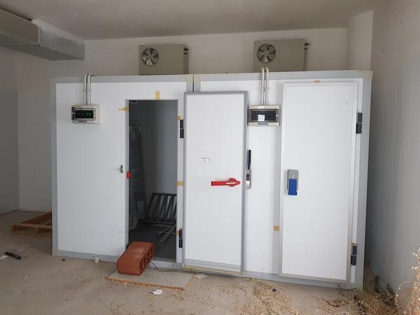 Immagine n. 1 - 16#3428 Celle frigo con scaffalatura