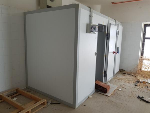 Immagine n. 5 - 16#3428 Celle frigo con scaffalatura