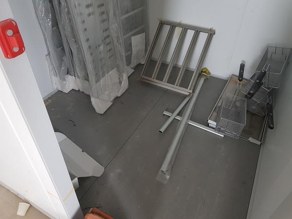 Immagine n. 6 - 16#3428 Celle frigo con scaffalatura