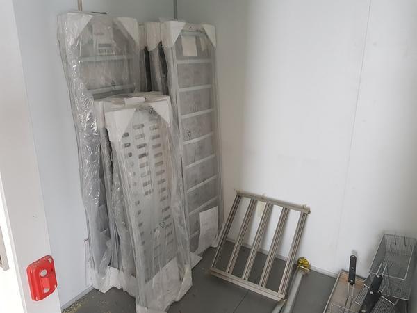 Immagine n. 7 - 16#3428 Celle frigo con scaffalatura
