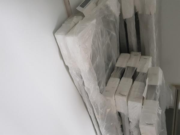 Immagine n. 12 - 16#3428 Celle frigo con scaffalatura
