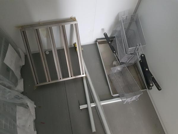 Immagine n. 13 - 16#3428 Celle frigo con scaffalatura