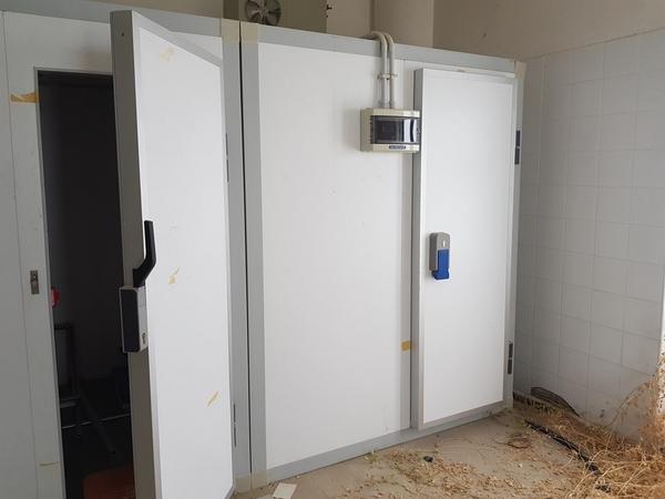 Immagine n. 15 - 16#3428 Celle frigo con scaffalatura