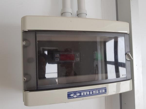 Immagine n. 18 - 16#3428 Celle frigo con scaffalatura