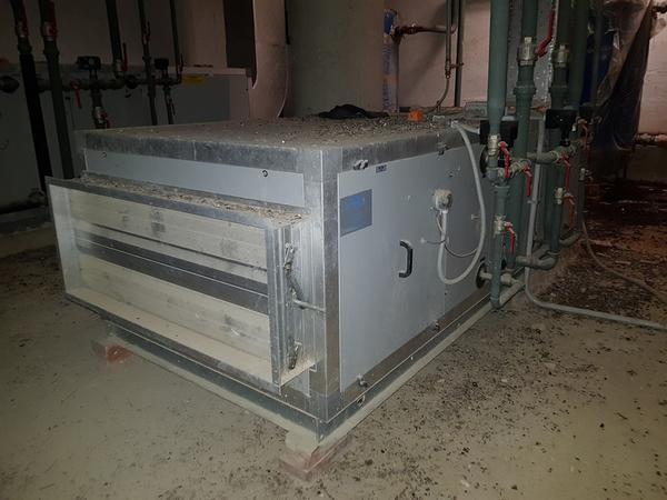Immagine n. 1 - 18#3428 Centrale di trattamento aria Centra CT10