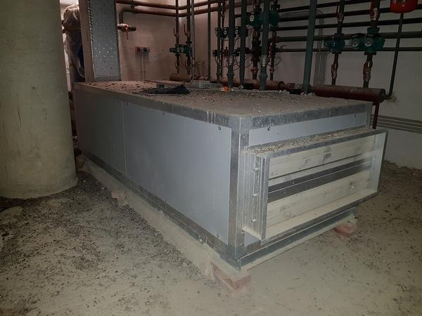 Immagine n. 3 - 18#3428 Centrale di trattamento aria Centra CT10