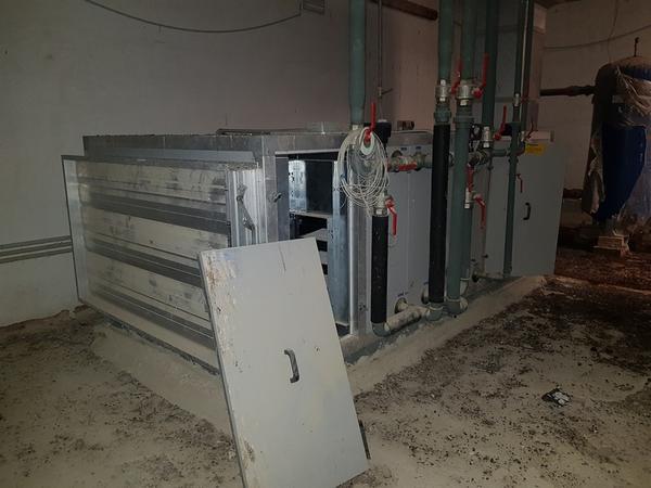 Immagine n. 1 - 19#3428 Centrale di trattamento aria Centra CT18