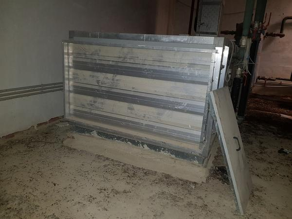 Immagine n. 3 - 19#3428 Centrale di trattamento aria Centra CT18