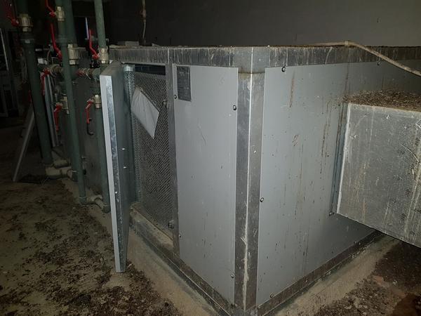 Immagine n. 6 - 19#3428 Centrale di trattamento aria Centra CT18