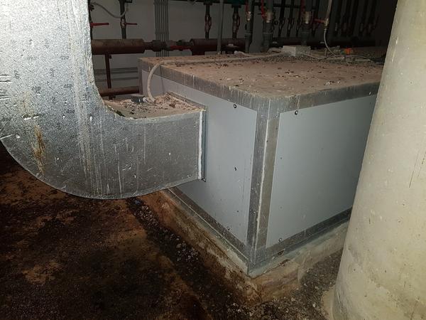 Immagine n. 7 - 19#3428 Centrale di trattamento aria Centra CT18