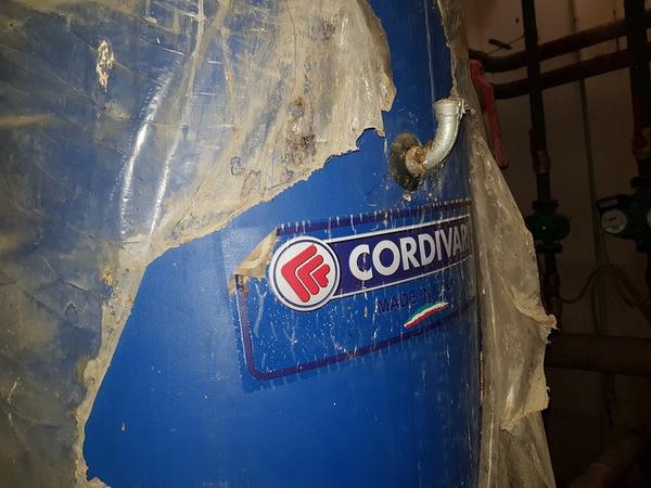 Immagine n. 2 - 20#3428 Accumulatore acqua Cordivari