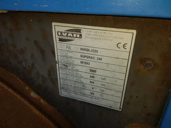 Immagine n. 2 - 22#3428 Impianto Caldaia per riscaldamento acqua