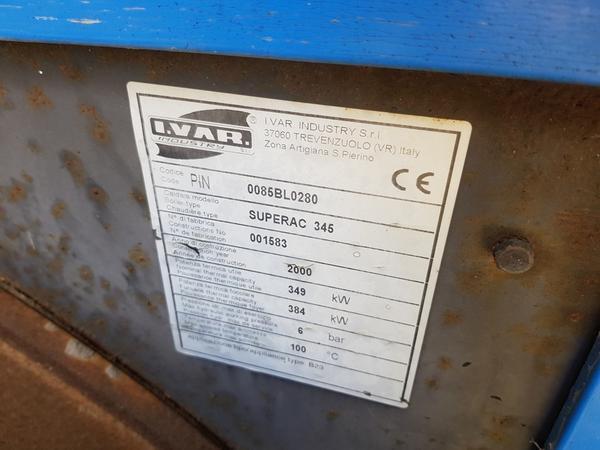 Immagine n. 3 - 22#3428 Impianto Caldaia per riscaldamento acqua