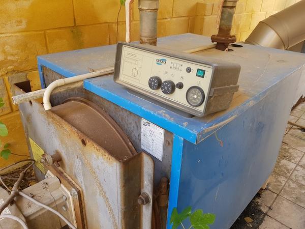 Immagine n. 4 - 22#3428 Impianto Caldaia per riscaldamento acqua