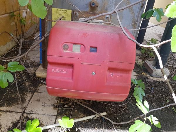 Immagine n. 6 - 22#3428 Impianto Caldaia per riscaldamento acqua