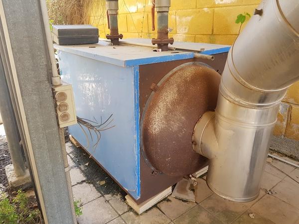 Immagine n. 7 - 22#3428 Impianto Caldaia per riscaldamento acqua