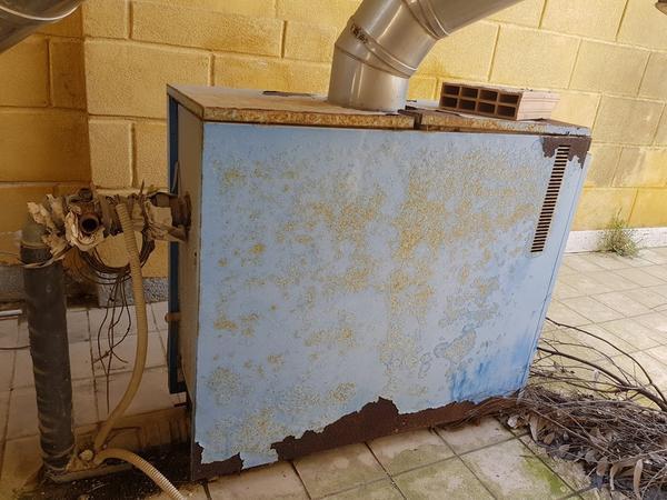 Immagine n. 8 - 22#3428 Impianto Caldaia per riscaldamento acqua