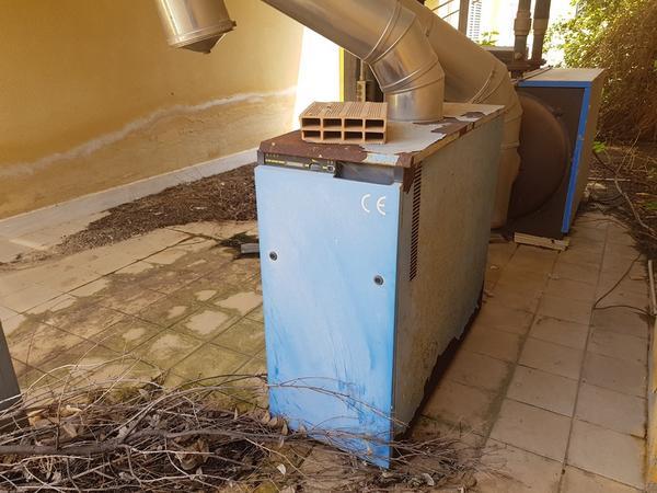 Immagine n. 9 - 22#3428 Impianto Caldaia per riscaldamento acqua