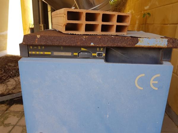 Immagine n. 10 - 22#3428 Impianto Caldaia per riscaldamento acqua