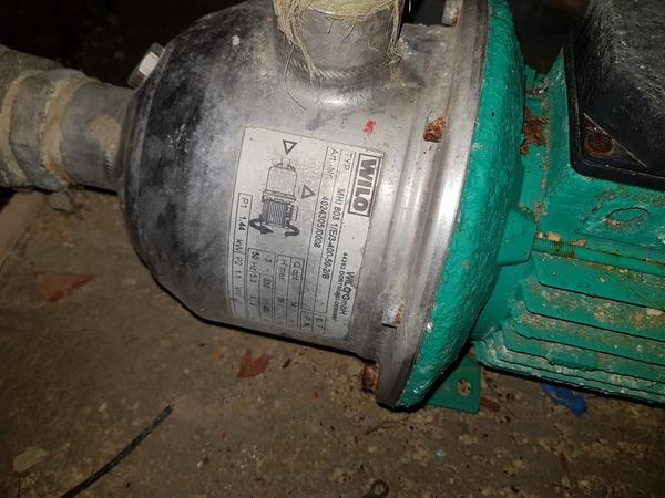 Immagine n. 6 - 24#3428 Serbatoi inox e pompe multistadio