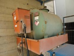 Mobile distributor for fuels - Lot 12 (Auction 3429)