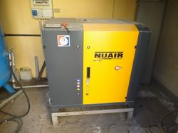 Hiross dryer and Nuair Jupiter compressor - Lot 13 (Auction 3429)