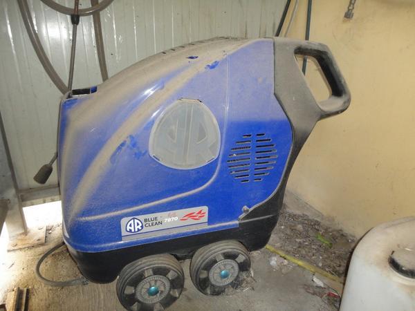 15#3429 Idropulitrici Blue Clean e Lavor Wash
