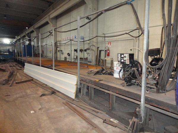 2#3429 Impianto di aspirazione Lincoln Electric e depuratore Sapio Air Solution