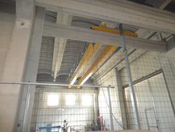 Double girder overhead travelling crane - Lot 4 (Auction 3429)