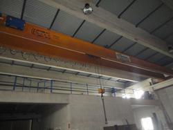 Overhead travelling crane - Lot 6 (Auction 3429)