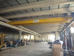 Double girder overhead traveling crane - Lot 7 (Auction 3429)