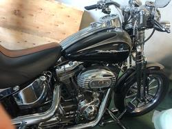 Harley Davidson motorcycle - Lot 13 (Auction 3430)