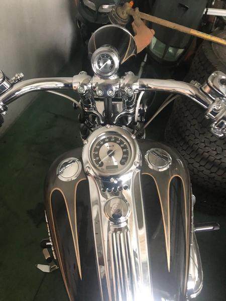 Immagine n. 3 - 13#3430 Moto Harley Davidson