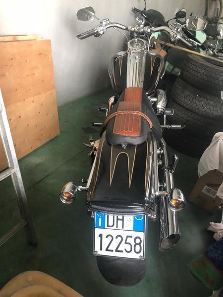 Immagine n. 8 - 13#3430 Moto Harley Davidson