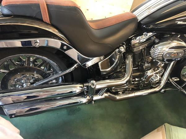 Immagine n. 9 - 13#3430 Moto Harley Davidson