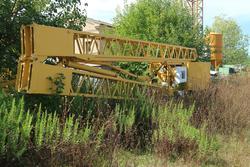 Benedini crane - Lot 6 (Auction 3430)