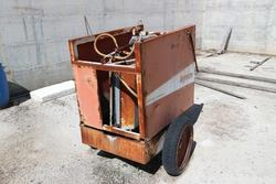 Holmair Compair compressor and construction equipment - Lot 9 (Auction 3430)