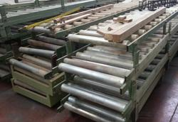 Roller conveyors of various lengths - Lot 1 (Auction 3435)
