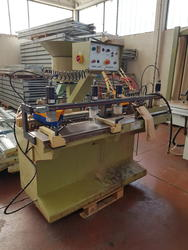 Morbidelli New J20F drilling and inserting machine - Lot 2 (Auction 3435)