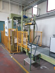 CVM Comarme Gem sx 386 automatic taping machine - Lot 20 (Auction 3435)