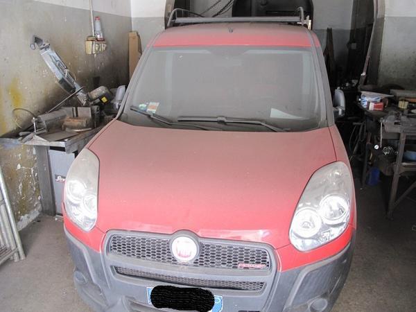 4#3440 Furgone Fiat Dobl