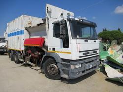 Autocarri Iveco per trasporto rifiuti solidi - Asta 3441