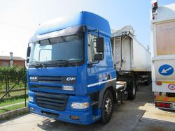 DAF road tractor - Lot 13 (Auction 3441)