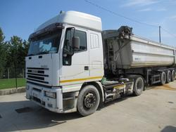 Iveco Magirus 440E43T road tractor - Lot 2 (Auction 3441)